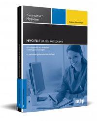 Cover, Hygiene in der Arztpraxis 4. Auflage
